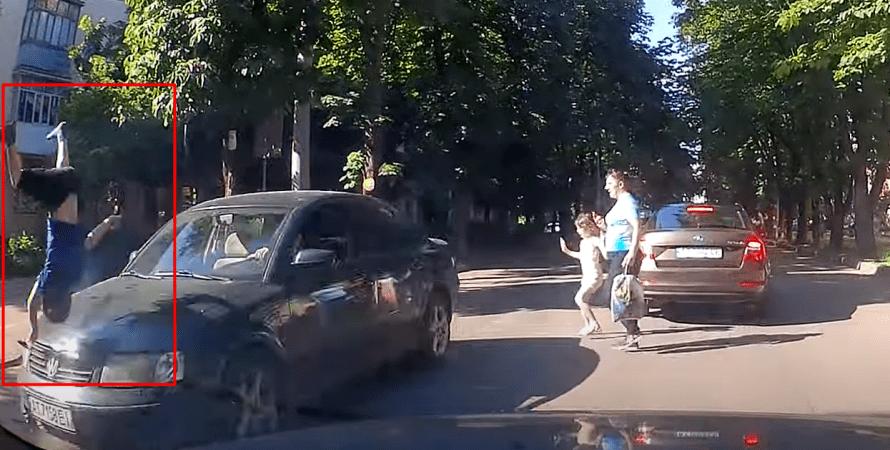 Ивано-Франковск, водитель, машина, 5-летний ребенок, ивано-франковск дтп, дтп наркотики,