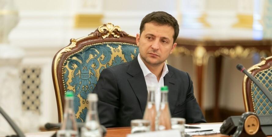 зеленский, владимир зеленский, рнбо, засідання, офіс президента