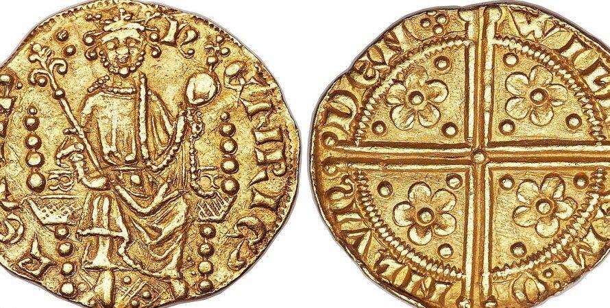золота пенні