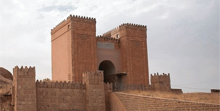 """Врата Бога"" (Ирак) / Фото: independent.co.uk"
