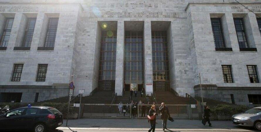 Здание суда в Милане / Фото: Reuters