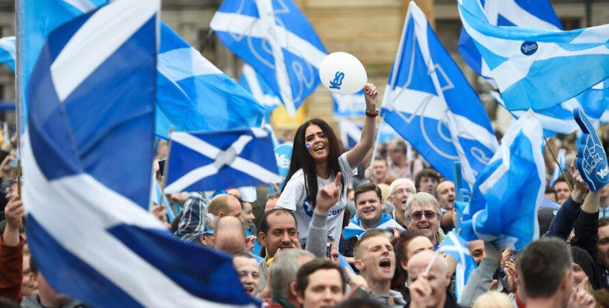 Brexit, Шотландия, Независимость, Великобритания, Референдум, Никола Стерджен