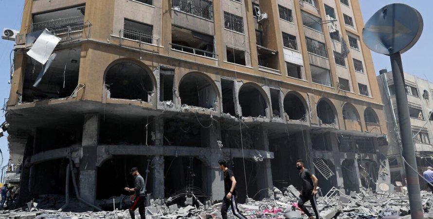 боевики хамас об обстрелах