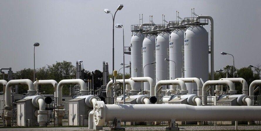 Газовый хаб в Австрии / Фото: diepresse.com