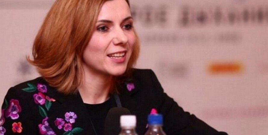 Наталия Микольская / Фото: Европейская правда