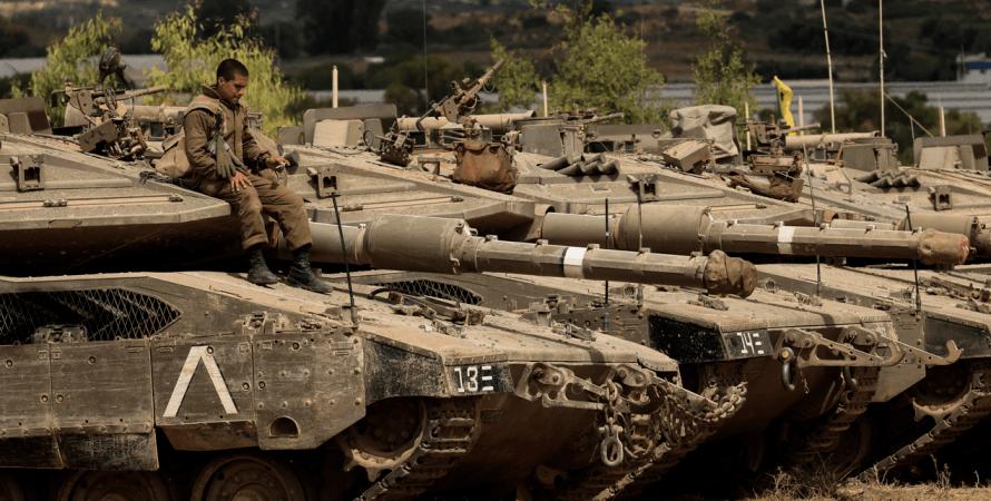 війна в Ізраїлі