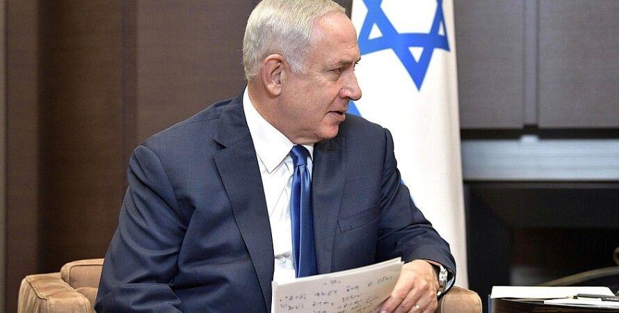 Биньямин Нетаньяху /  Фото: kremlin.ru