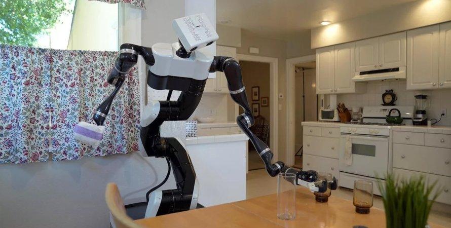 робот,  Toyota