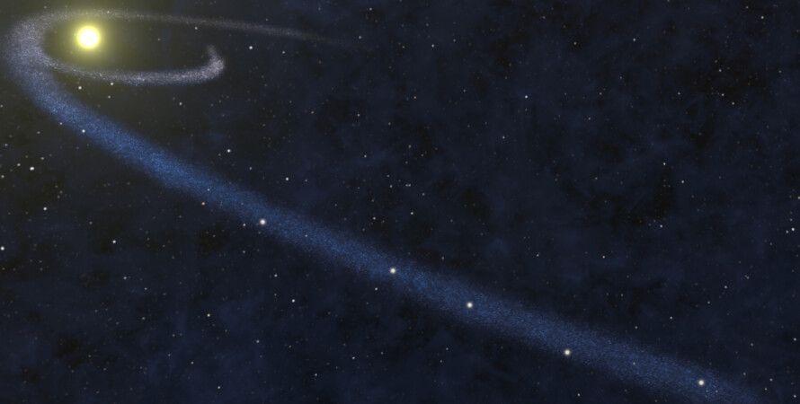 Вселенная, звезды, галактики, материя