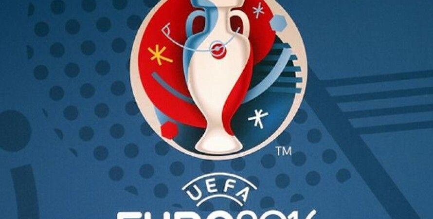 Логотип Евро-2016 / Фото из открытых источников