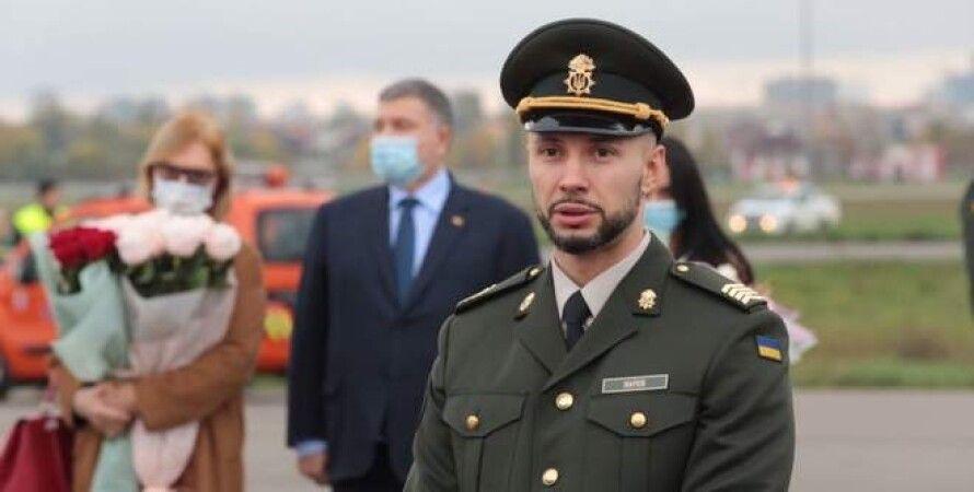 Маркив, Виталий Маркив, нацгвардеец, нацгвардия, розыск, заключенный
