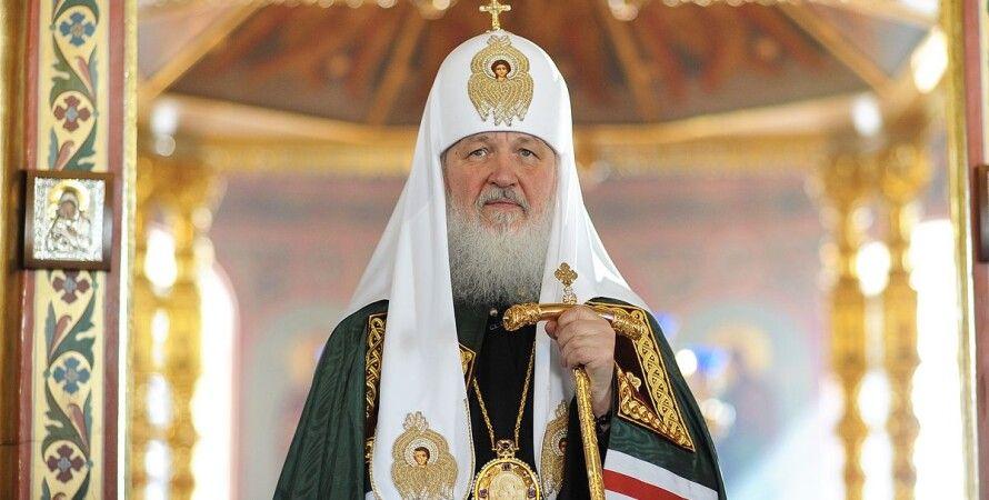 Патриарх Кирилл / Фото: news.church.ua