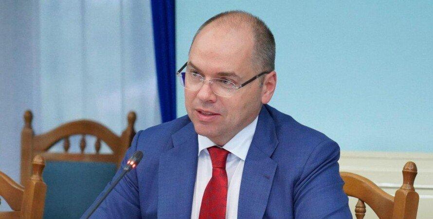 Міністр охорони здоров'я України, Максим Степанов, коронавірус, третя хвиля