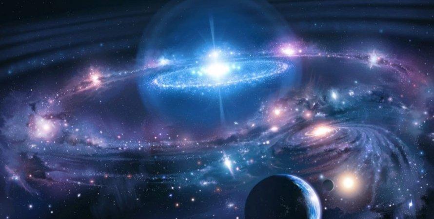 Вселенная, край, Большой взрыв, Альберт Эйнштейн