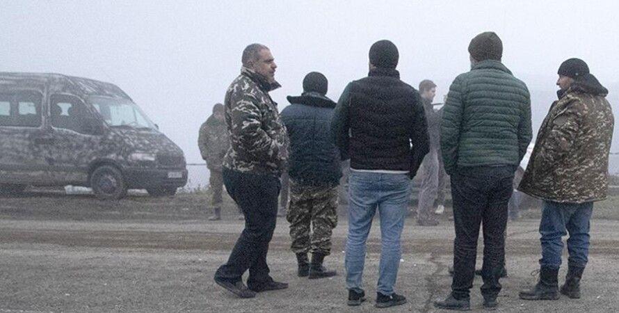 пленные, армения, азербайджан, карабах, заложники, обмен