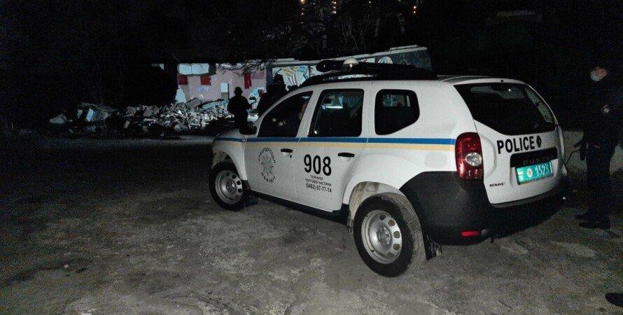Поліція, Одеса