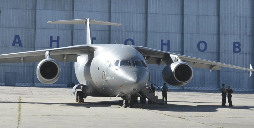 Ан-178, импортозамещение ан-178, производство ан-178