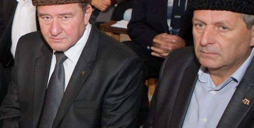 Ильми Умеров и Ахтем Чийгоз / Фото: Укринформ