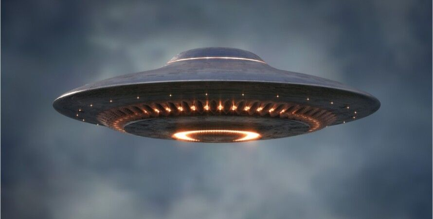 НЛО, летающая тарелка, парадокс Ферми