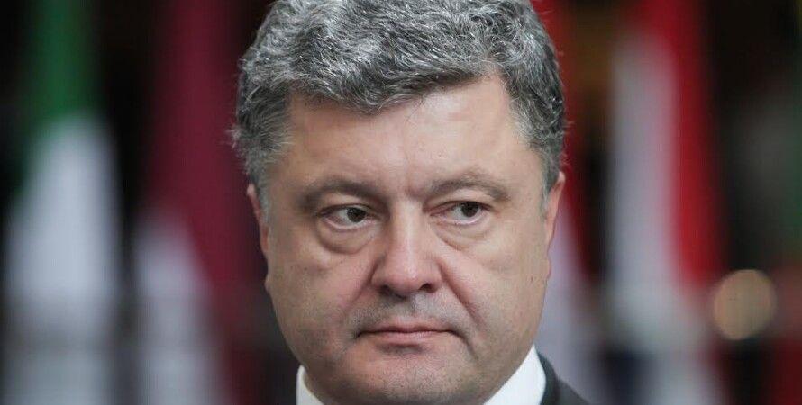 Петр Порошенко / Фото: пресс-служба президента