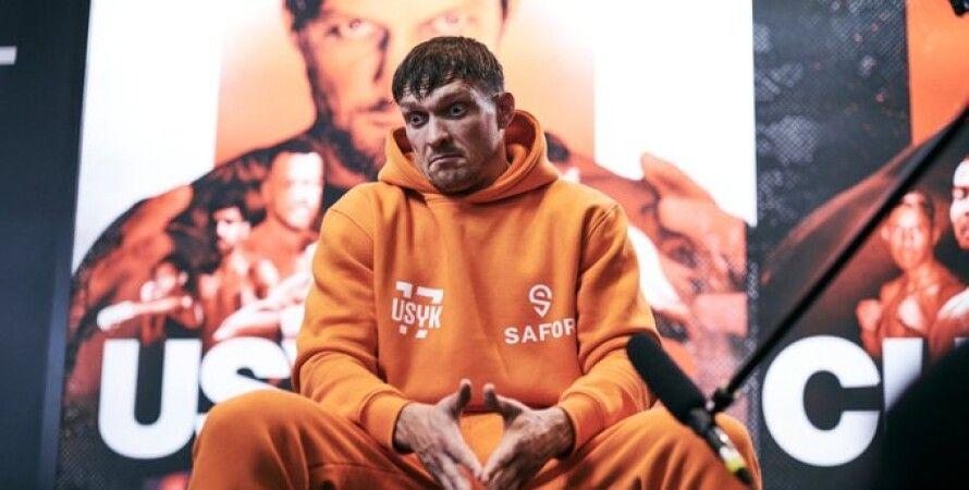 Фото: Twitter/Matchroom Boxing