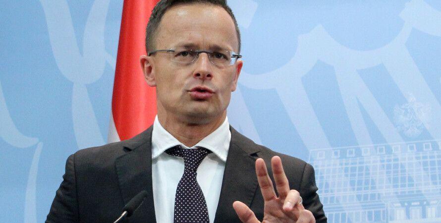 Венгрия, Закарпатье, Сийярто, НАТО