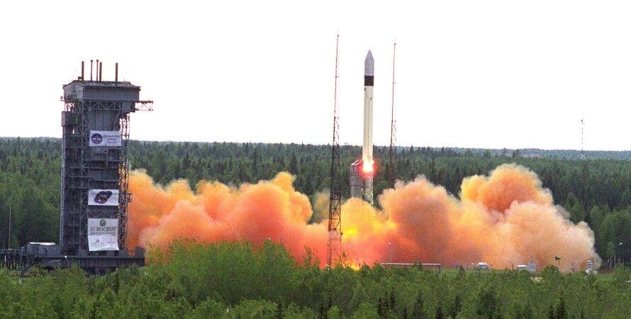 "Запуск ракеты ""Рокот"" / Фото: ispaceman.ru"