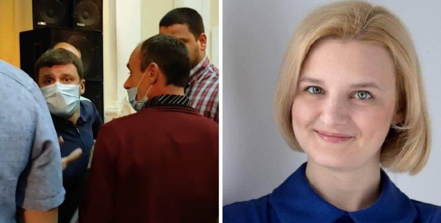 Александр Хвостенко, Елена Сокотюк, Коцюбинский