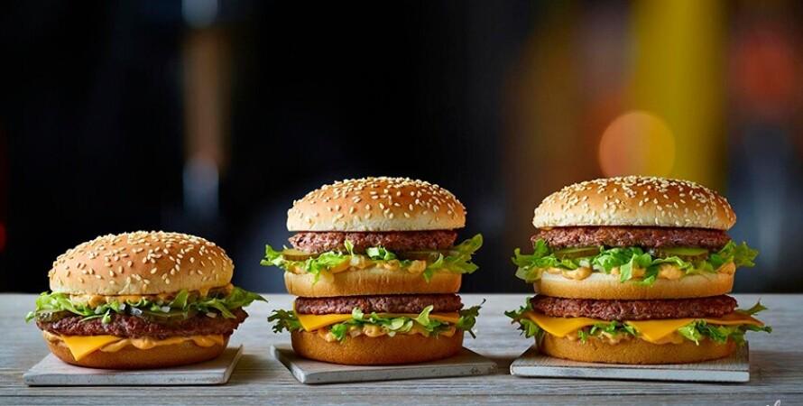 Биг Мак, бургеры, индекс биг мака, бигмак, макдональдс