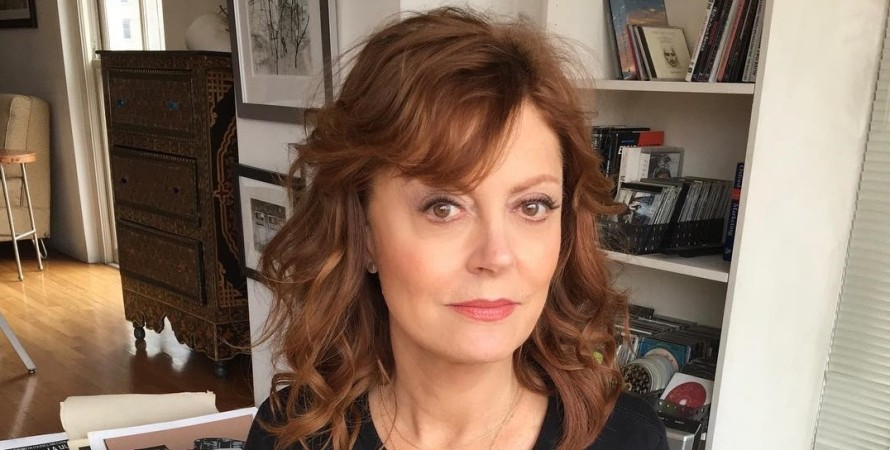 Сьюзан Сарандон, актриса, отношения, интервью