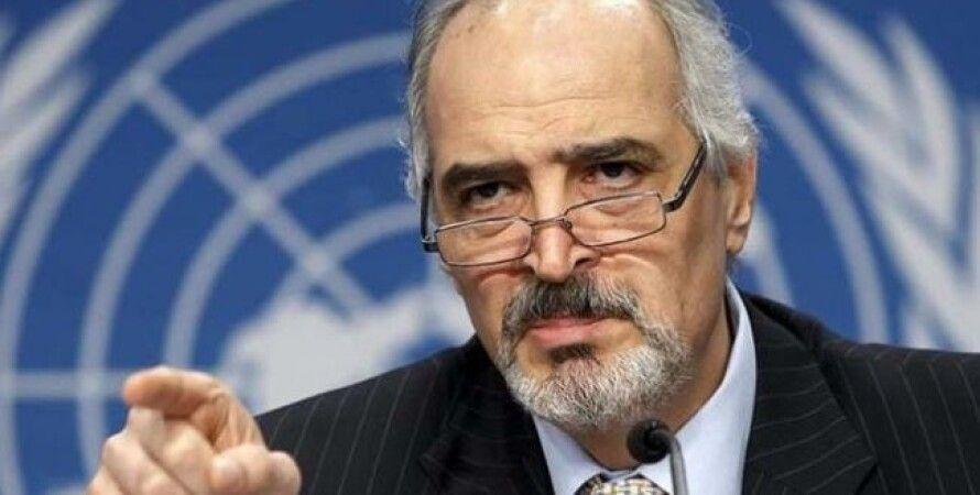 Представитель Сирии в ООН Башар аль-Джаафари / фото: un.org