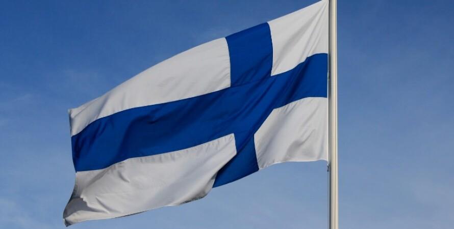 Флаг Финляндии / Фото: en.wikipedia.org