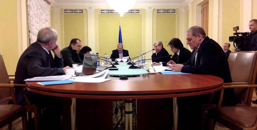 Конкурсная комиссия Антикоррупционного бюро / Фото: youtube.com