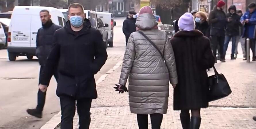 маска, карантин, коронавирус