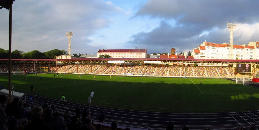 стадион имени шухевича, мэр тернополя ответил послу Израиля