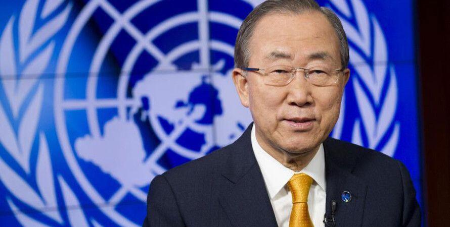 Пан Ги Мун / Фото: Центр новостей ООН
