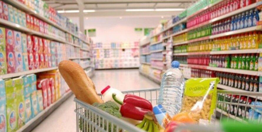 Супермаркет, продукты, товары