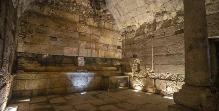 столовая, римская империя, Стена Плача, Израиль