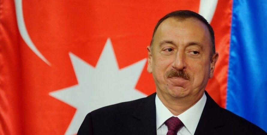 Ильхам Алиев / Фото: АFP