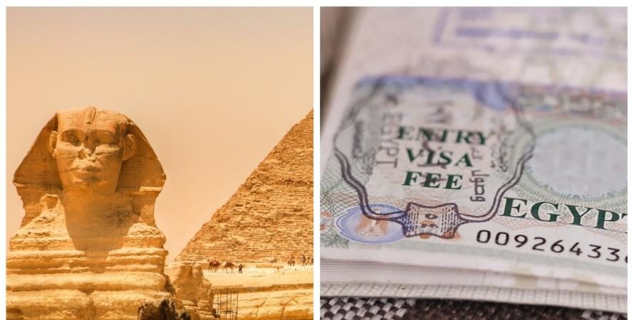 Египет, туристы, туризм, въездные визы, оплата,