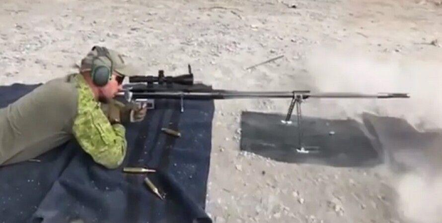 """Снайпер, винтовка, """"Властелин горизонта"""", полигон,  испытания"""
