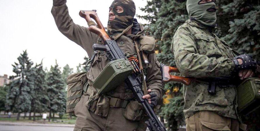 """Боевики ДНР / Фото: РИА """"Новости"""""""