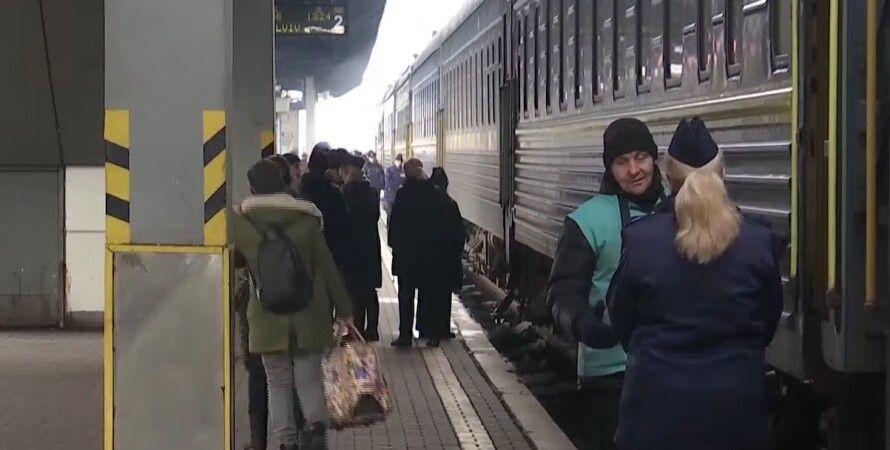 Укрзализниця, билеты, поезда