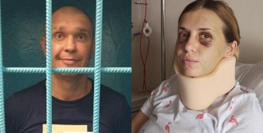 Анастасія Лугова, Віталій Рудзько, телеведуча, поїзд, згвалтування, побиття,