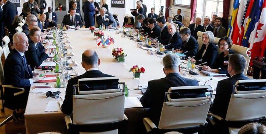 Совещание министров внутренних дел в Париже / Фото: dpa