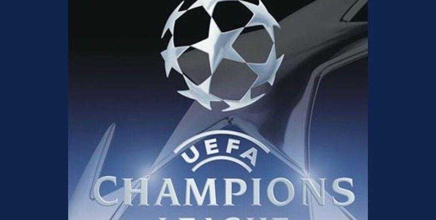 Логотип Лиги Чемпионов / Фото пресс-службы UEFA