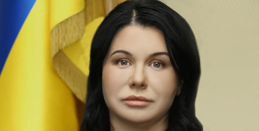 Айна Тимчук, Харьковская ОГА