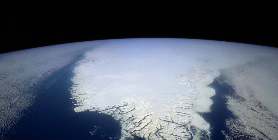 Земля, лід, океани, ілюстрація