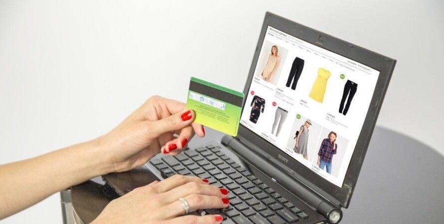 онлайн-продажу, обсяг продажів в онлайні, інтернет-магазини, світові онлайн продажу,
