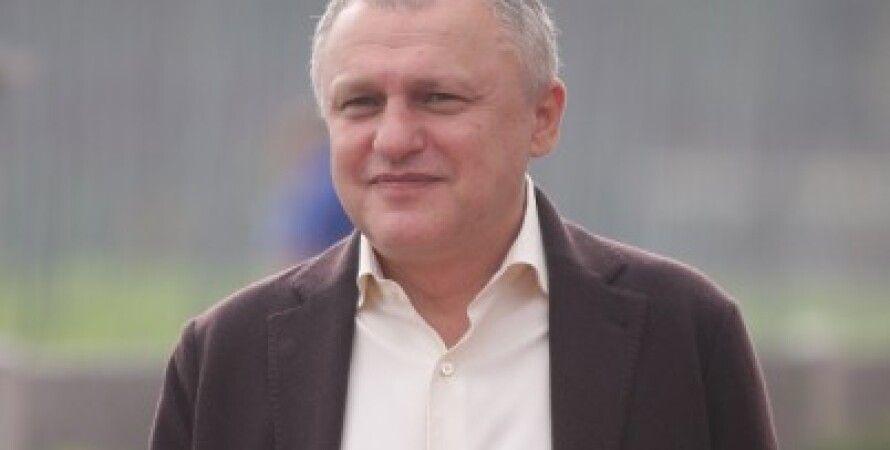 футбол, Игорь Суркис, Динамо Киев, Мирча Луческу, Трансферная политика